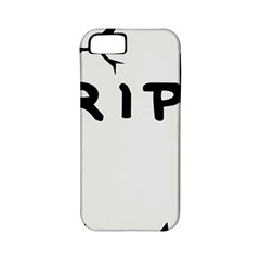 Rip Apple Iphone 5 Classic Hardshell Case (pc+silicone)