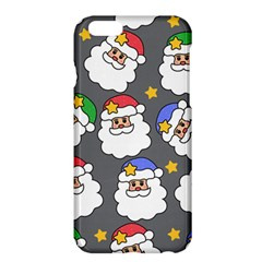 Santa Claus Face Mask Crismast Apple Iphone 6 Plus/6s Plus Hardshell Case by Jojostore