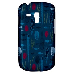 Sea World Fish Ccoral Blue Water Galaxy S3 Mini by Jojostore
