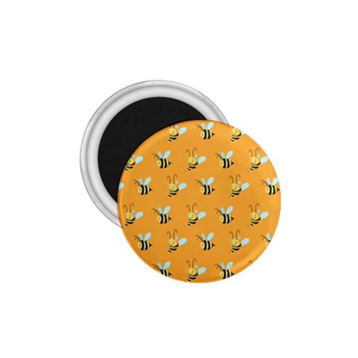 Wasp Bee Hanny Yellow Fly Animals 1.75  Magnets
