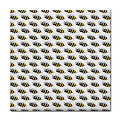 Wasp Bee Eye Fly Line Animals Face Towel