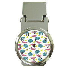 Summer Fruit Watermelon Water Guava Onions Money Clip Watches