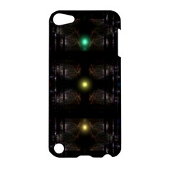 Abstract Sphere Box Space Hyper Apple Ipod Touch 5 Hardshell Case by Nexatart