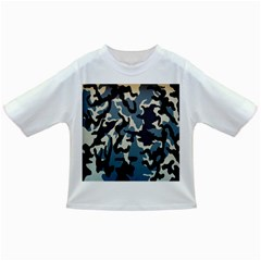 Blue Water Camouflage Infant/toddler T Shirts