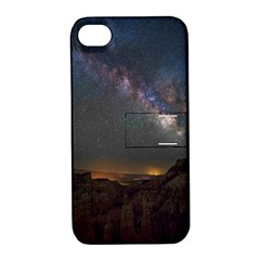 Fairyland Canyon Utah Park Apple Iphone 4/4s Hardshell Case With Stand