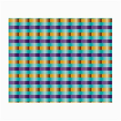 Pattern Grid Squares Texture Small Glasses Cloth by Nexatart