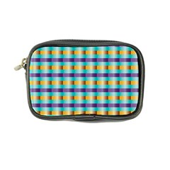 Pattern Grid Squares Texture Coin Purse by Nexatart