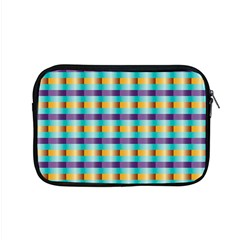 Pattern Grid Squares Texture Apple Macbook Pro 15  Zipper Case