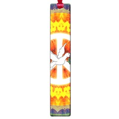 Peace Art Artwork Love Dove Large Book Marks by Nexatart