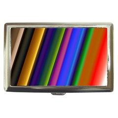 Strip Colorful Pipes Books Color Cigarette Money Cases
