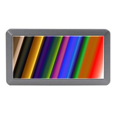 Strip Colorful Pipes Books Color Memory Card Reader (mini)