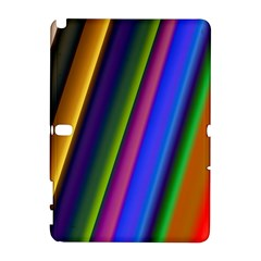 Strip Colorful Pipes Books Color Galaxy Note 1 by Nexatart