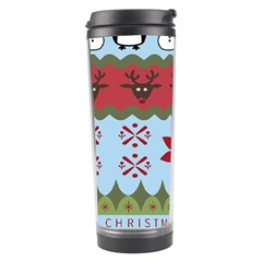 Ugly Christmas Xmas Travel Tumbler by Nexatart