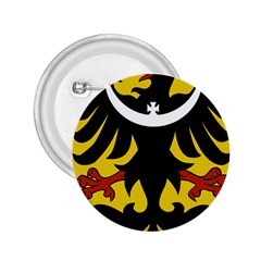 Silesia Coat Of Arms  2 25  Buttons by abbeyz71