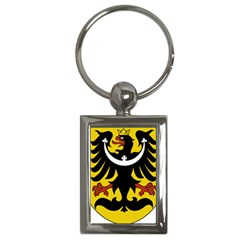 Silesia Coat Of Arms  Key Chains (rectangle)  by abbeyz71