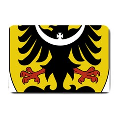 Silesia Coat Of Arms  Small Doormat  by abbeyz71