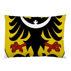 Silesia Coat Of Arms  Pillow Case by abbeyz71