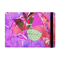 Abstract Flowers Digital Art Ipad Mini 2 Flip Cases by Nexatart