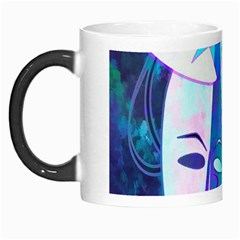 Abstract Mask Artwork Digital Art Morph Mugs