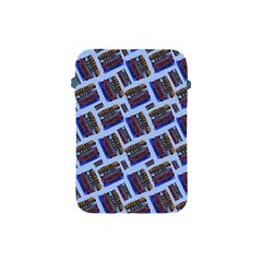 Abstract Pattern Seamless Artwork Apple Ipad Mini Protective Soft Cases by Nexatart
