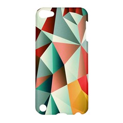 Abstracts Colour Apple Ipod Touch 5 Hardshell Case by Nexatart