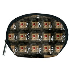 Advent Calendar Door Advent Pay Accessory Pouches (medium)  by Nexatart