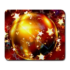 Advent Star Christmas Large Mousepads by Nexatart