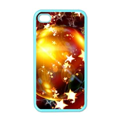 Advent Star Christmas Apple Iphone 4 Case (color)