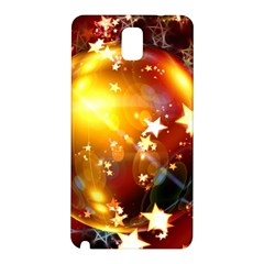 Advent Star Christmas Samsung Galaxy Note 3 N9005 Hardshell Back Case by Nexatart