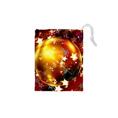 Advent Star Christmas Drawstring Pouches (xs)