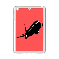 Air Plane Boeing Red Black Fly Ipad Mini 2 Enamel Coated Cases