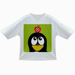 Animals Penguin Infant/toddler T Shirts by Alisyart
