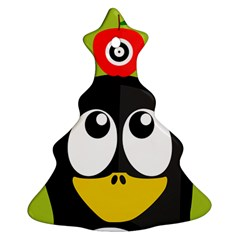 Animals Penguin Ornament (christmas Tree)