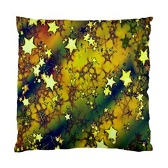 Advent Star Christmas Standard Cushion Case (one Side) by Nexatart