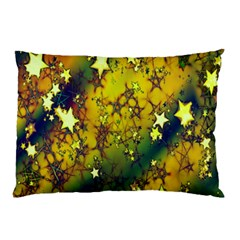 Advent Star Christmas Pillow Case (two Sides) by Nexatart