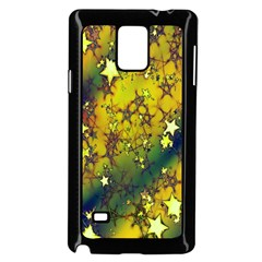 Advent Star Christmas Samsung Galaxy Note 4 Case (black) by Nexatart