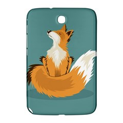 Animal Wolf Orange Fox Samsung Galaxy Note 8 0 N5100 Hardshell Case