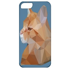 Animals Face Cat Apple Iphone 5 Classic Hardshell Case