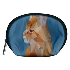 Animals Face Cat Accessory Pouches (medium)