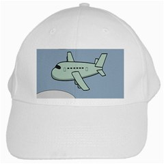 Airplane Fly Cloud Blue Sky Plane Jpeg White Cap