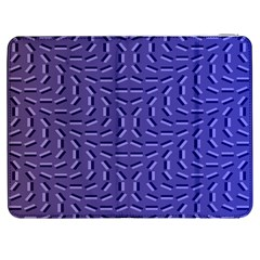 Calm Wave Blue Flag Samsung Galaxy Tab 7  P1000 Flip Case