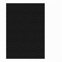 Black Diamonds Metropolitan Small Garden Flag (two Sides)