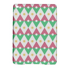 Diamond Green Circle Yellow Chevron Wave Ipad Air 2 Hardshell Cases by Alisyart