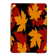 Dried Leaves Yellow Orange Piss Ipad Air 2 Hardshell Cases by Alisyart
