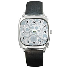 Eguipment Grey Square Metal Watch