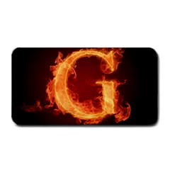 Fire Letterz G Medium Bar Mats