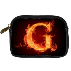 Fire Letterz G Digital Camera Cases