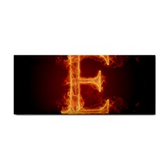 Fire Letterz E Cosmetic Storage Cases