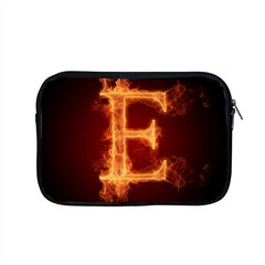 Fire Letterz E Apple Macbook Pro 15  Zipper Case