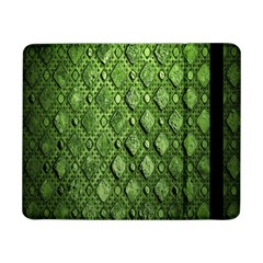 Circle Square Green Stone Samsung Galaxy Tab Pro 8 4  Flip Case by Alisyart
